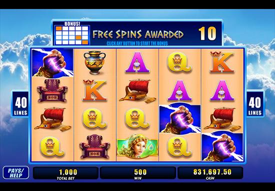 westgate las vegas resort & casino monorail Slot Machine