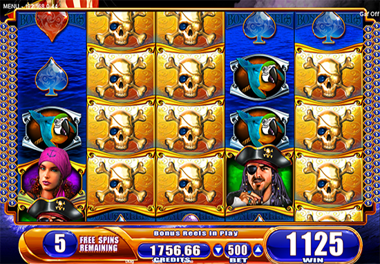 Pirate Casino Game