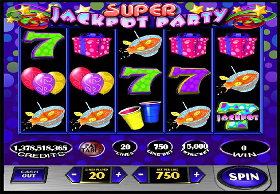 Super jackpot party free slot play slots of vegas promo codes 2015