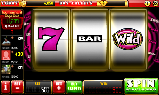 Timber wolf slots