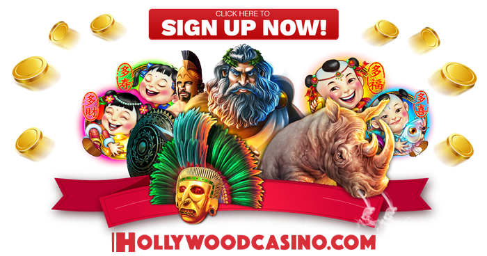 free hollywood casino credits