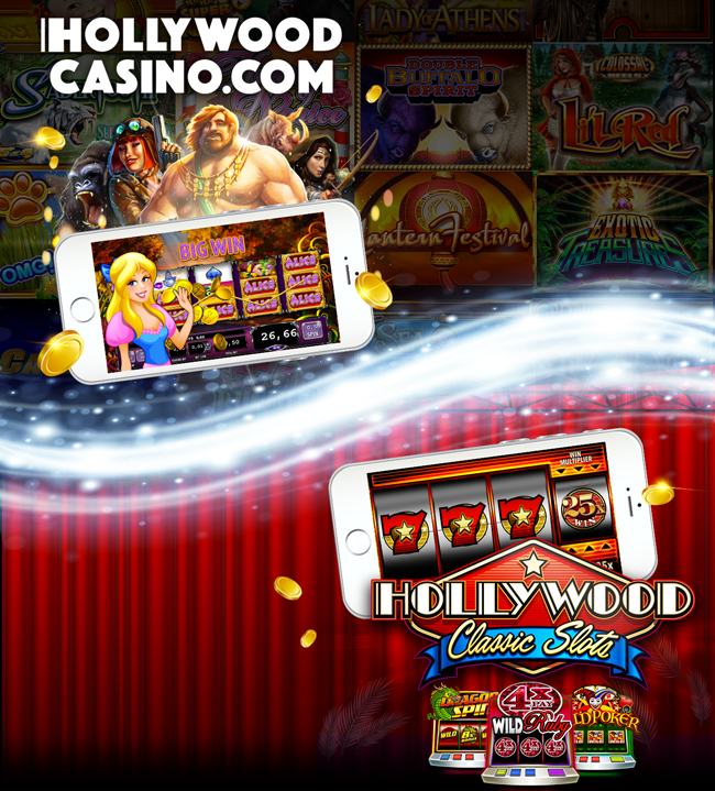 Hollywood Casino Online Games