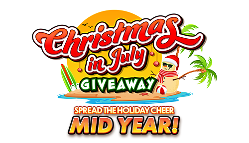 Christmas In July Clipart Free.Free Slots Online Christmas In July 5k Giveaway